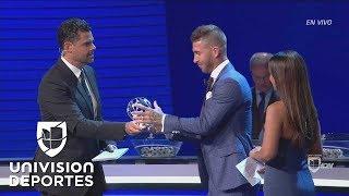 Sergio Ramos, Mejor Defensa de la Temporada en la UEFA 2017/18