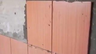 Как правильно ложить кафельную плитку на стену