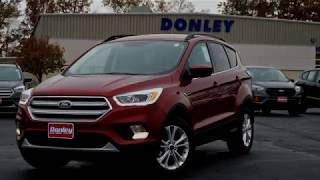 2018 Ford Escape SEL 1.5T Start Up, Exhaust, In Depth Walkaround Review