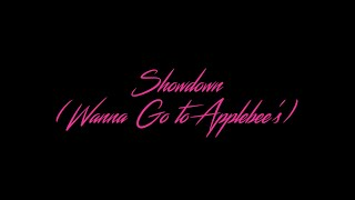 """Showdown (Wanna Go to Applebee's)"" by Quinn Babb"