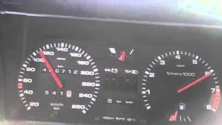 vw golf mk2 abf acceleration
