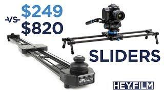 Cheap vs. Expensive Slider | Hey.film podcast ep62