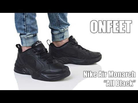 invadir provocar Inseguro  Onfeet Nike Air Monarch IV