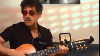 """Jorge """"pelo"""" Madueño - olor a gas (cover de Los Tres)"""