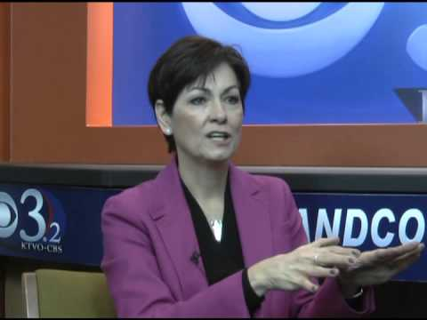KTVO's interview with Lt. Governor Kim Reynolds
