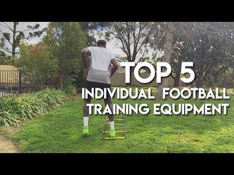 Individual Football Training  || Top 5  Equipment || • Play Like Neymar