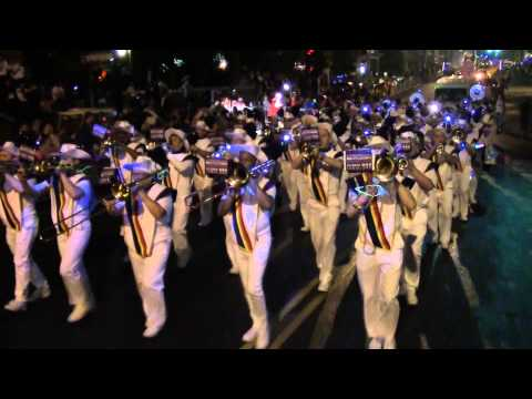 The Lesbian & Gay Big Apple Corps Performing Timber