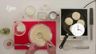 Как приготовить оладьи. Рецепт оладьев