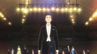 「ダンスをやらせて下さい」 TVアニメ「ボールルームへようこそ」 第4...