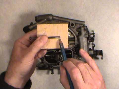 Rebuild your Thermoquad Carburetor (Part O)