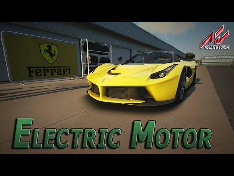 When the engine blows up: LaFerrari Electric Motor | Assetto Corsa