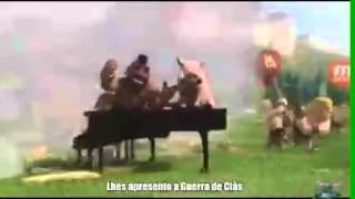 FILME DO CLASH OF CLANS COM LEGENDA