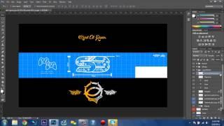 GS Razer: SB Banner Speedart - Sick Style! (Photoshop CS6)
