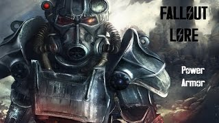 Fallout Lore - Power Armor