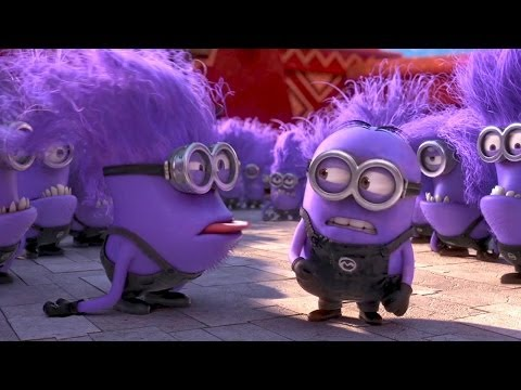 DESPICABLE ME 2 : Behind the the Evil Minions [Blu-Ray Bonus]
