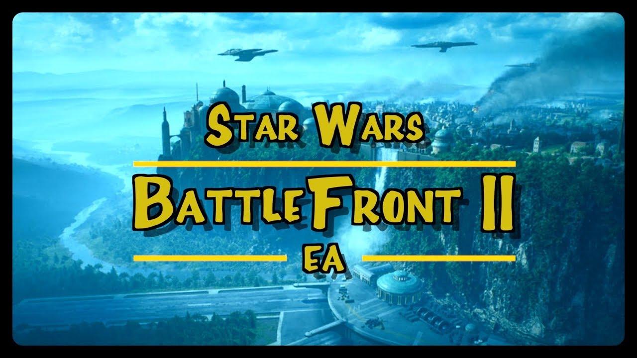 Star Wars Battlefront II (Full House Style)