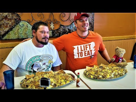 Mega Omellette with Randy Santel and Da Garbage Disposal