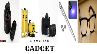 5 AMAZING GADGETS INVENTION
