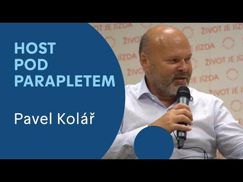 Host Pod Parapletem - Pavel Kolář