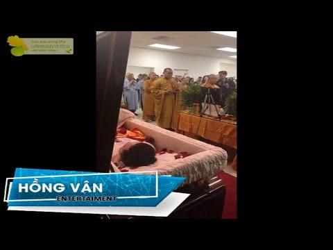 FULL toàn cảnh lễ đám tang Nghệ Sỹ Anh Vũ tại Mỹ trước khi đưa về Việt Nam.