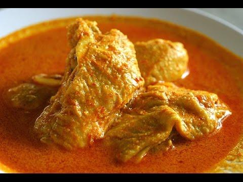 Resep Kari Ayam Spesial Enak Dan Gurih - YouTube