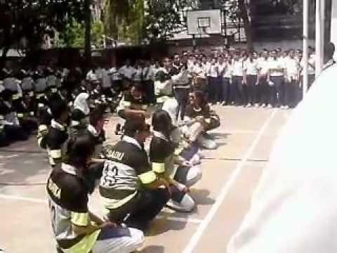 SUNNYDALE SCHOOL FLASH MOB : A LEVEL BATCH OF 2013