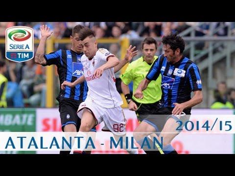 Atalanta - Milan - Serie A - 2014/15 - ENG