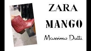 ШОППИНГ ВЛОГ# ZARA, Mango, Massimo Dutti /Осенние НОВИНКИ
