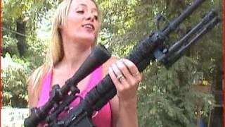 Sexy Girls GUN LUST! (Heather's Gun Collection)