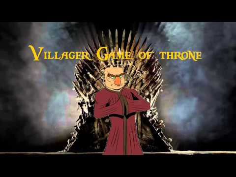 Game of throne Villageois Avril