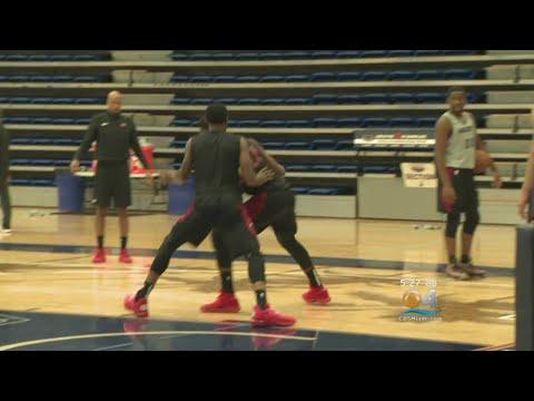 Miami Heat Holding Court