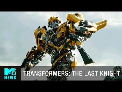Download Youtube: 'Transformers: The Last Knight' Cast on The Bumblebee Spinoff   MTV News