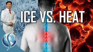 Ice Versus Heat for Back Pain