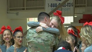 Soldier Surprise in Public | Soldier Surprise Siblings Compilation 24