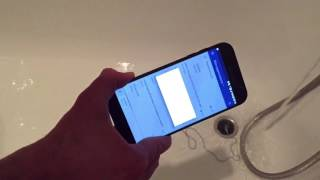 видео iPhone 7 и Samsung Galaxy 7 испытали погружением в воду