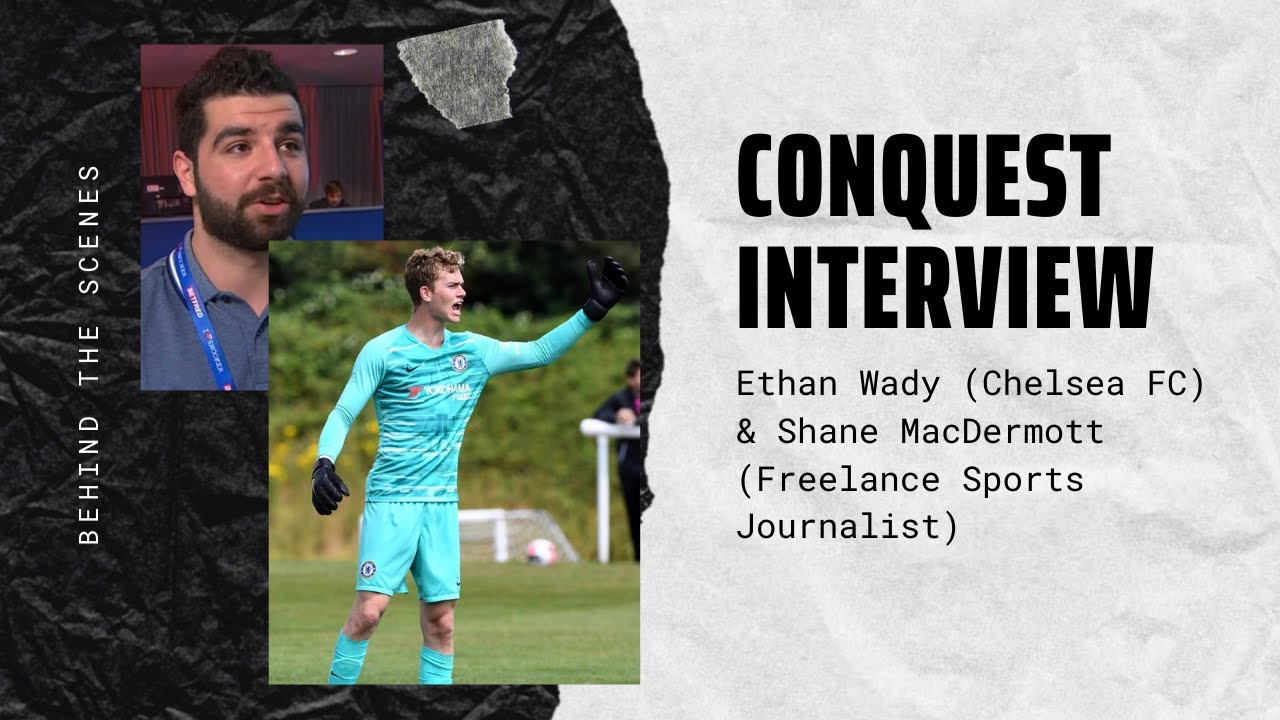 Ethan Wady Interview With Shane MacDermott