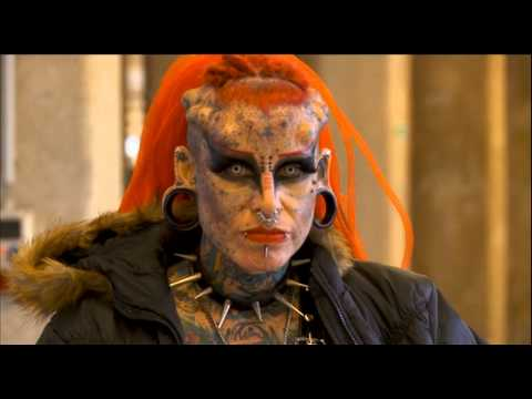 The Mexican Vampire Woman TV- Reportage LT1