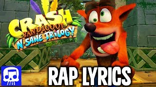 "Crash Bandicoot Rap LYRIC VIDEO by JT Music - ""The Ooda-Booga …"