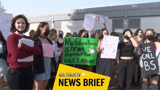 Students protest NorKam dress code