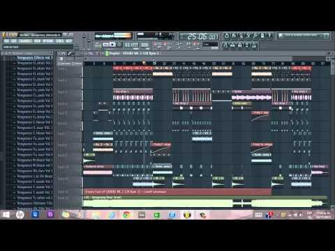 Skrillex - Bangarang *DROP* (Remake) (Fl Studio) FLP