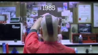 Playboy commercial - Hair Through the Ages