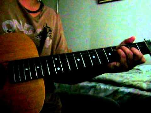 one headlight acoustic chords-wallflowers - YouTube