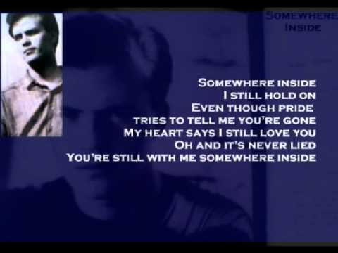 Chris Cummings - Somewhere Inside (+ lyrics 1998)