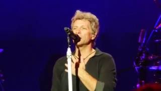 Bon Jovi - Real Love - Count Basie - Red Bank - Oct 1 2016