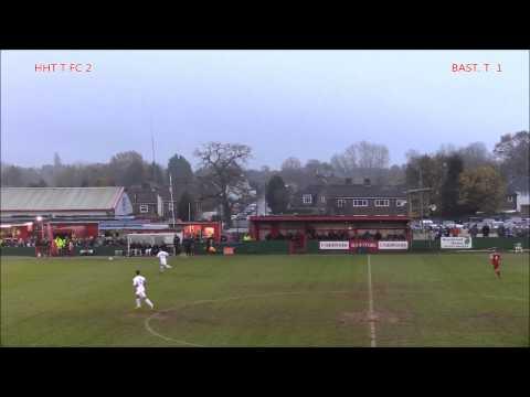 Hemel Hempstead Town v Basingstoke Town, 2014/15 - YouTube