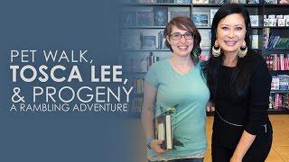 pet walk tosca lee progeny   a rambling adventure