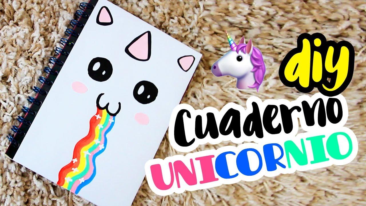 Libreta De Dibujo Mandala Unicornio Papel Blanco: ¡DECORA TUS CUADERNOS DE UNICORNIO! Por Lau