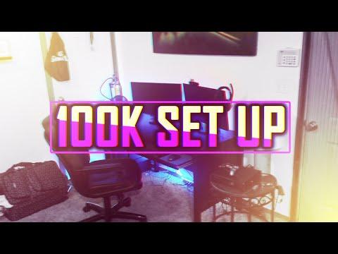 Faze Rug Gaming Setup Video Doovi