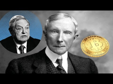 Soros and Rockefeller Funds Investing In Crypto!
