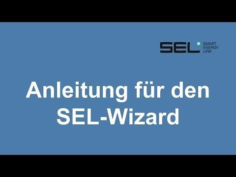 Wizard Anleitung
